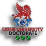 Doctorate-Pin